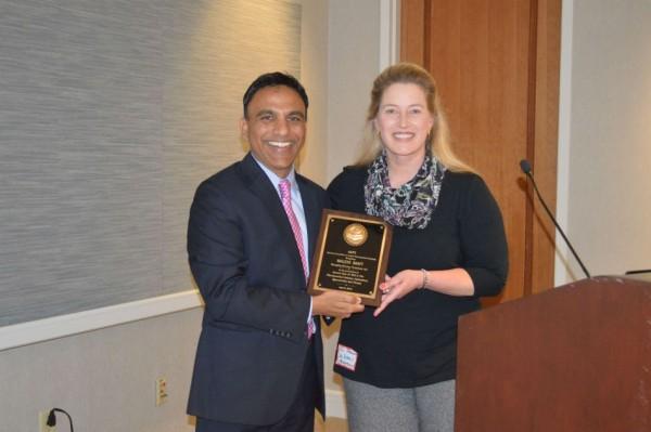 AAiPS Award Recipient